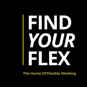 The Find Your Flex Group Logo