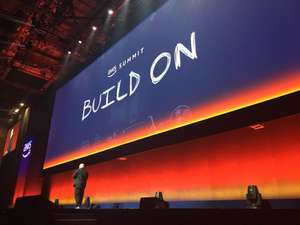 Final words from Dr. Werner Vogels, Build On.