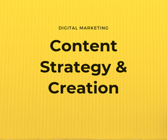 Content Strategy and Creation
