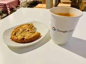 Google Cookies Coffee